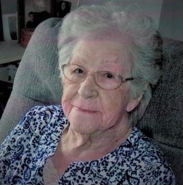 Mme Annette Leblanc 1921-2019