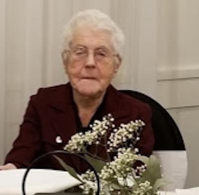 Rita Leblanc Mireault (1926~2020)