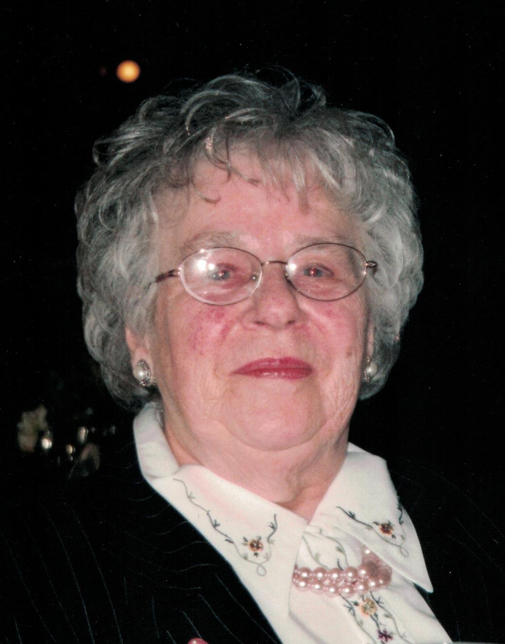 Rosa Bélair (1931~2020)