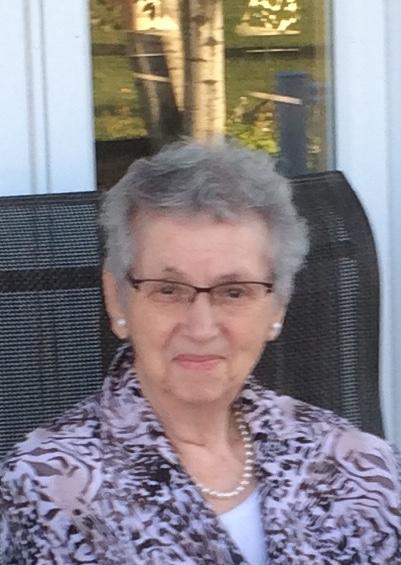 Jacqueline Desrochers Lanoue (1927~2020)