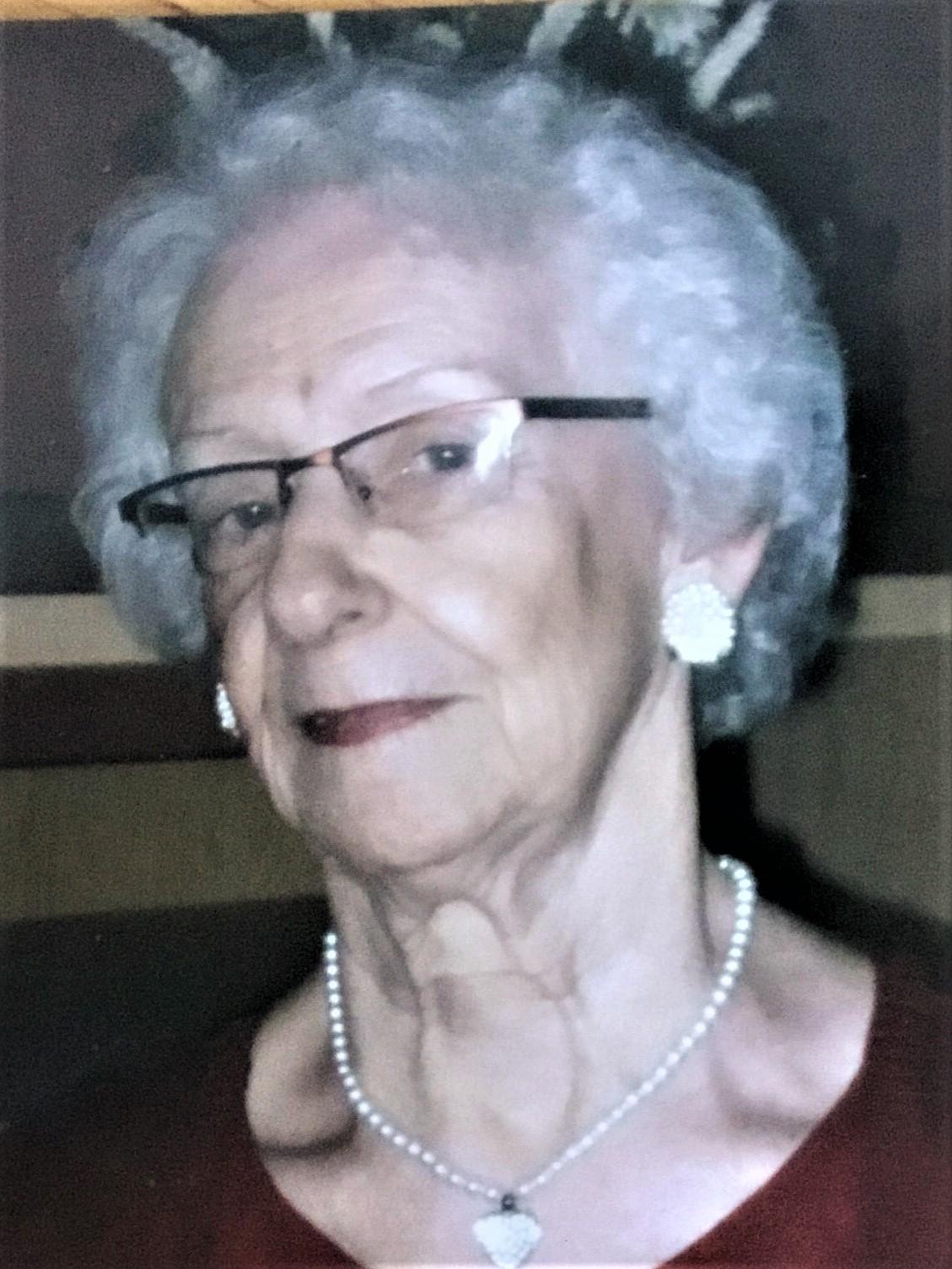 Marielle Dalpé Melançon (1929~2020)