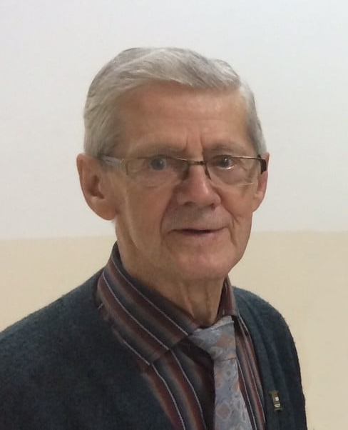 Mgr Pierre Gaudet P.H. (1930~2021)