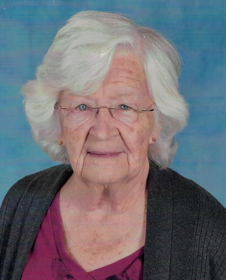 Jeannine St-Louis (1933~2021)
