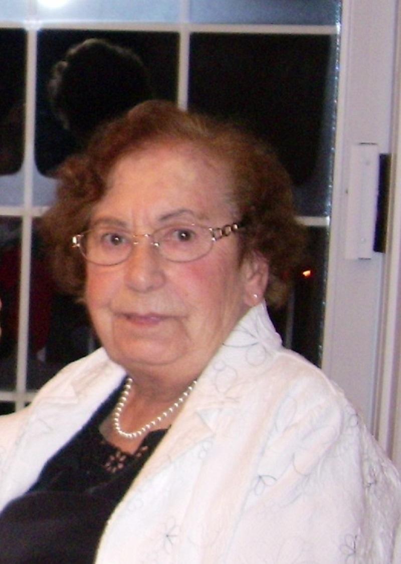Anita Gagnon Lanoue (1926~2021)